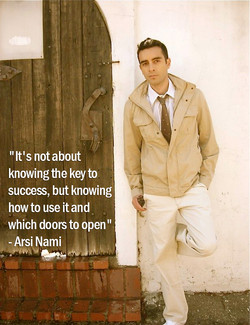 """Flickr - """"It's not about knowing the key to success, but knowing how to use it a"""