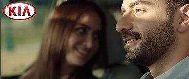 Arsi Nami in a Kia Telluride Commercial