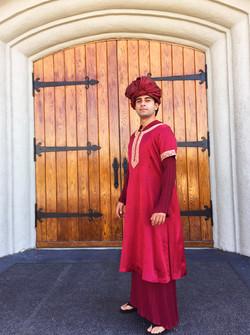 Arsi Nami Prince of Persia