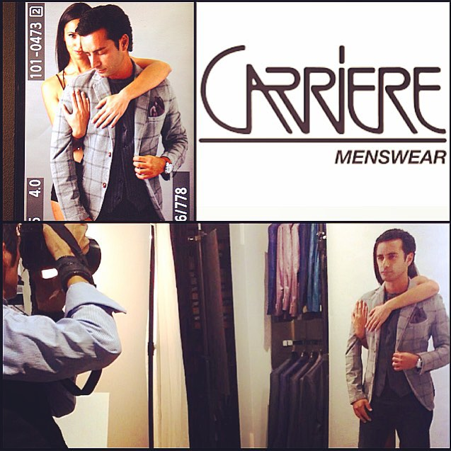 Arsi Nami Carriere Menswear