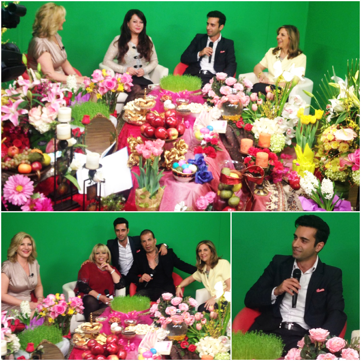 Flickr - Arsi Nami on Tin TV Persian New Years' Norooz Show