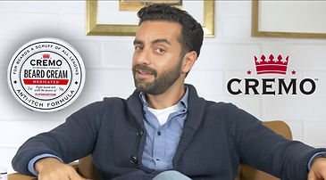 Arsi Nami host in Cremo Commercial