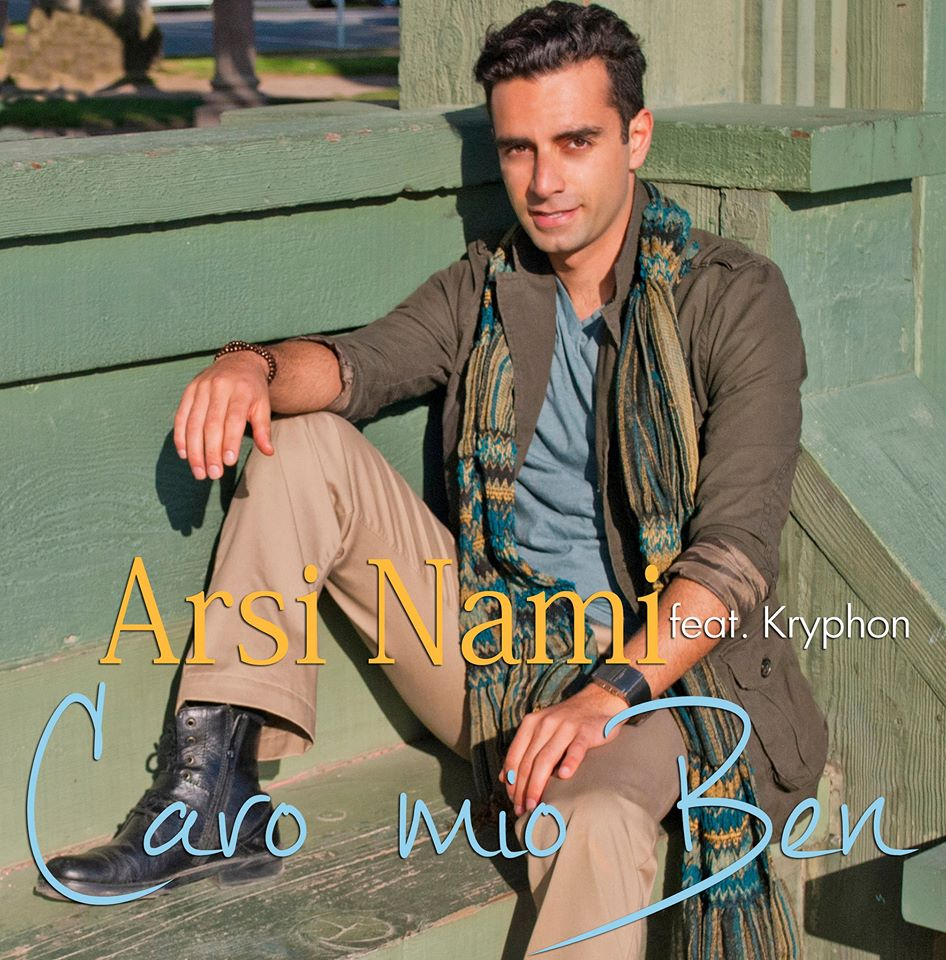 Caro Mio Ben Italian song Single cover.jpg
