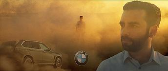Arsi Nami in BMW commercail