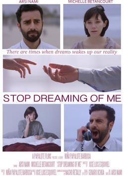 Arsi Nami in Stop Dreaming of Me
