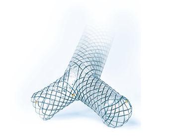 Трахеобронхиальные Стенты, Стенты трахеобронхиальные-Y образные, CARINA-Y-СТЕНТ, Частично покрытый трахеальный стент