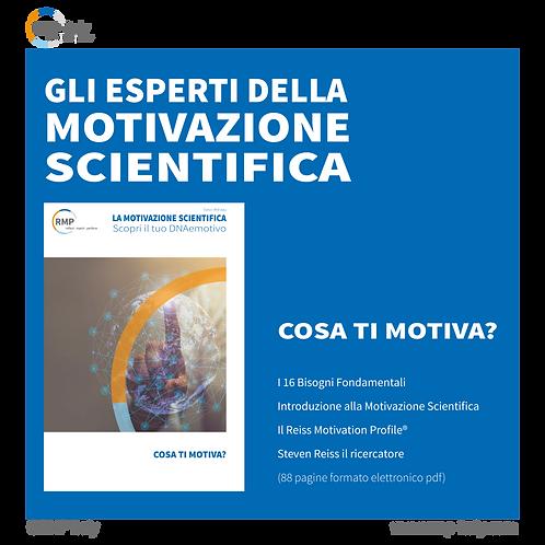 La Motivazione Scientifica   Opuscolo introduttivo (in formato elettronico)