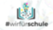 #wirfürschule Logo