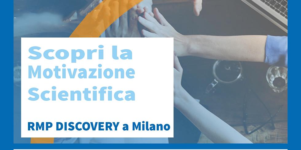 RMP DISCOVERY | Scopri la Motivazione Scientifica |  | GRATUITO!