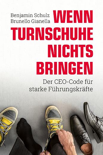 CEO Code Buch für Führungskräfte