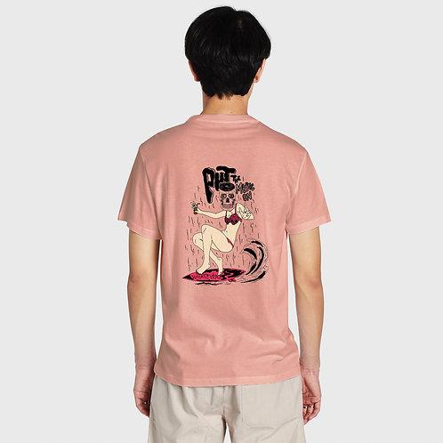 Put the music on T-Shirt
