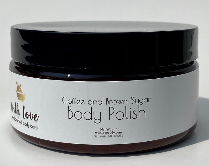 Coffee & Brown Sugar Body Polish