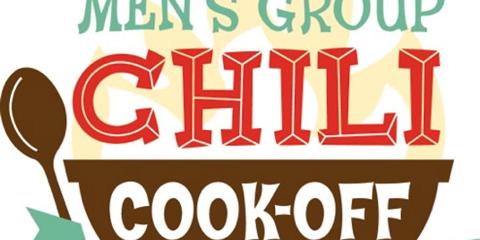 Men's Chili Cook-off