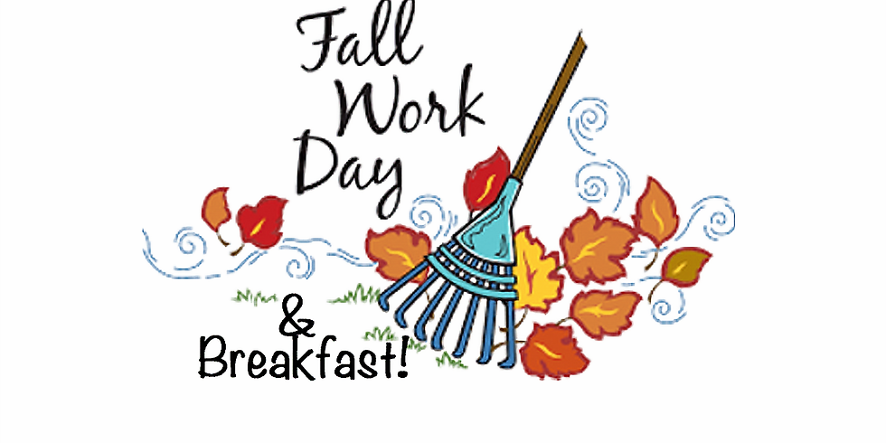 Fall Workday & Breakfast