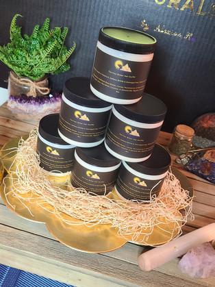 The Four Butter Hair Souffle' (Hair & Body Butter)