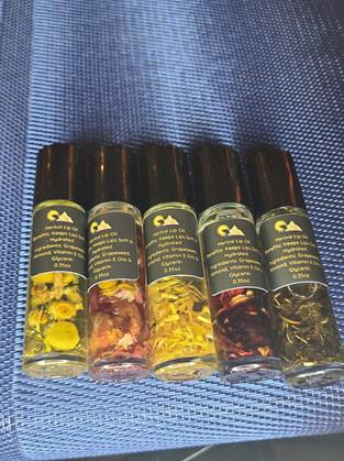Herbal Lip Oils (Lip Hydrator)