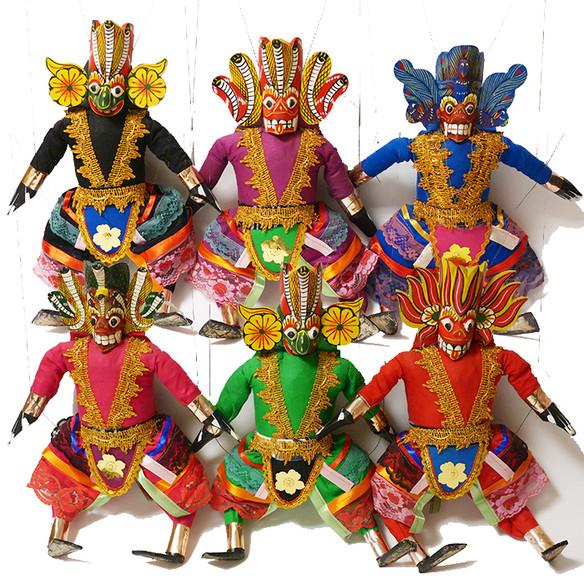 Sri Lanka Marionette