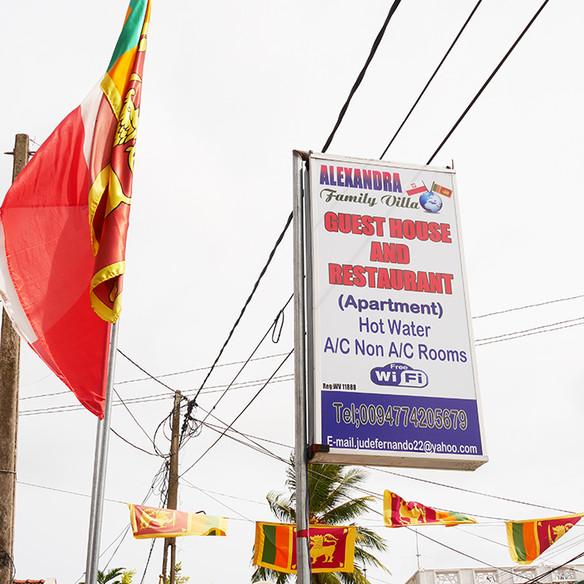 Alexandra Family Villa @ Negombo