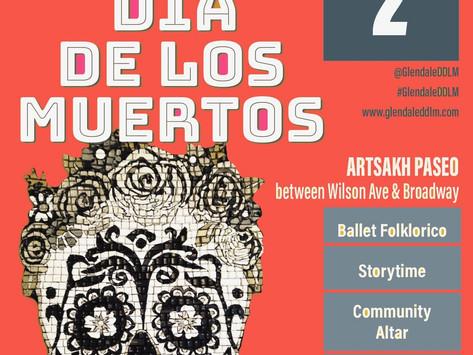 Dia De Los Muetros on November 2nd 2019
