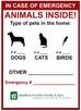 Disaster Preparedness: Pets