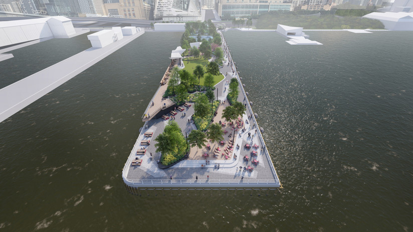 Pier 97 Hudson River Park