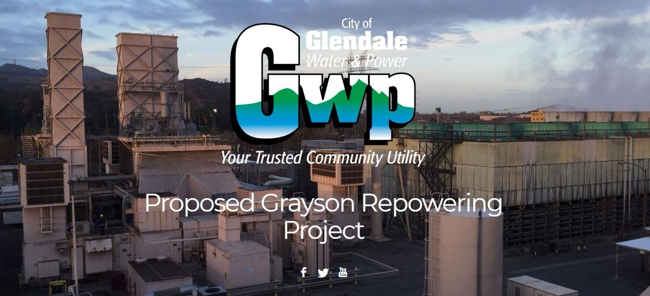 Final Eir For Proposed Grayson Repowering Project Available Story