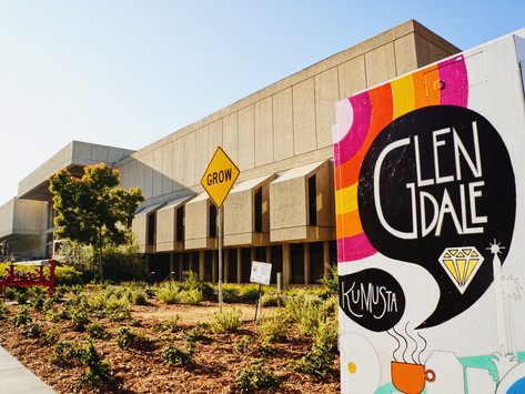 City to Unveil Drought Tolerant Garden and Public Art at Central Library