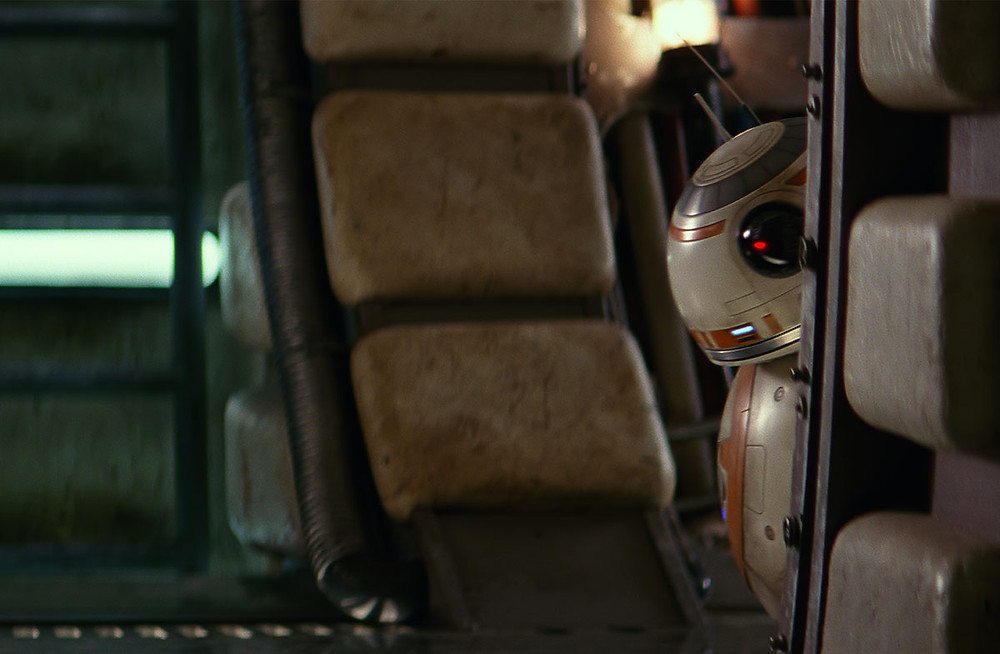 Force Awakens | BB-8