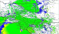 Coverage Map - ICI Regional Coverage