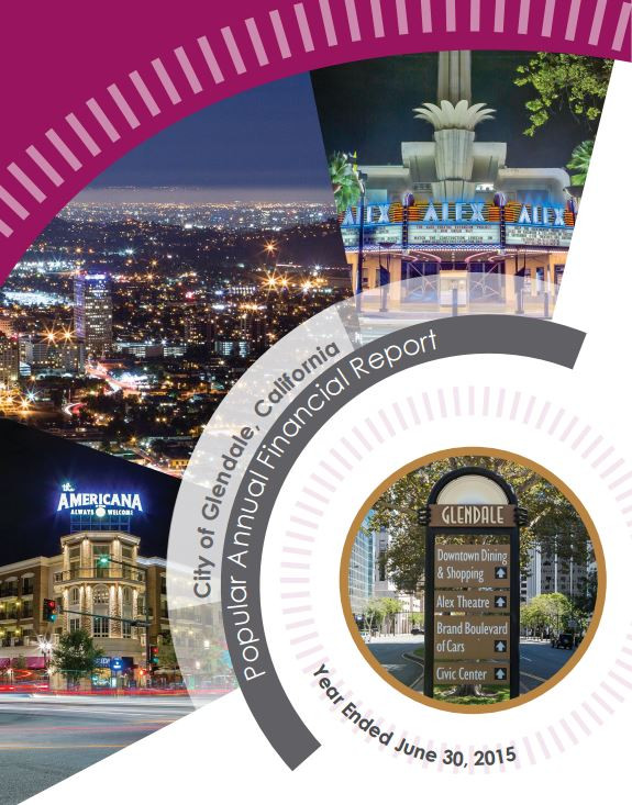 City of Glendale Popular Annual Financial Report