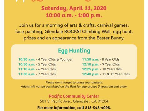 CANCELLED: Spring Eggstravaganza 2020!