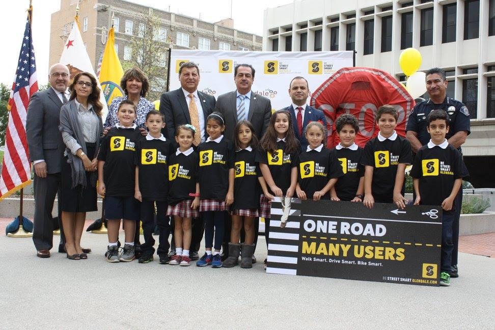 City of Glendale - Pedestrian Safety