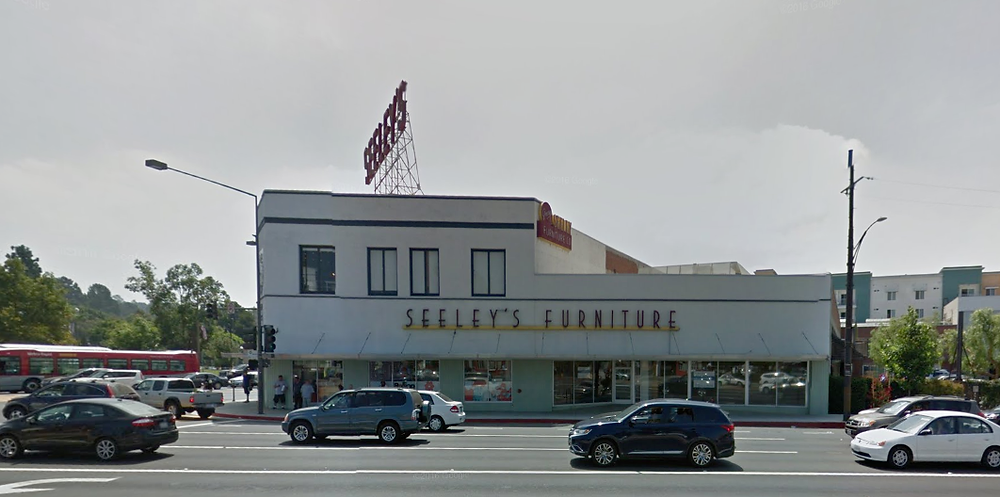 Los Angeles Filming Locations: Anchorman