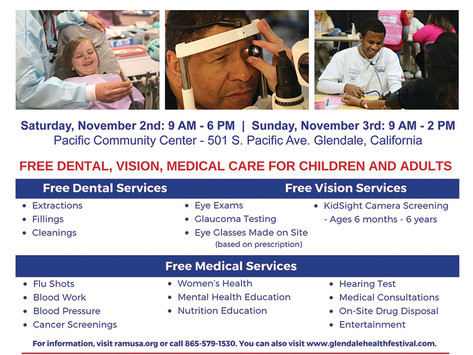 Glendale Health Festival is Back!