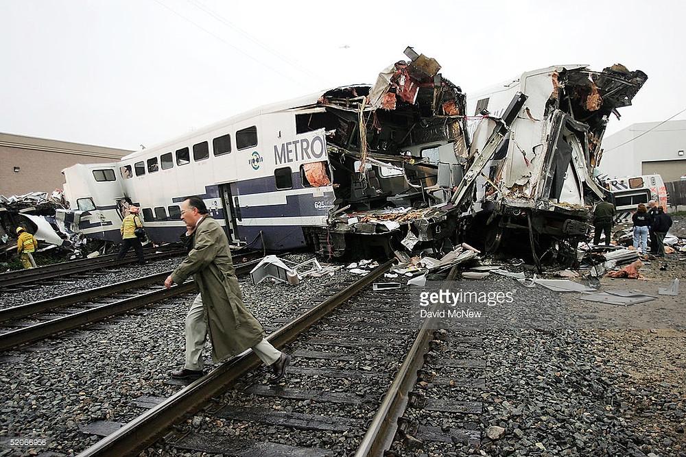 Glendale Metrolink Crash
