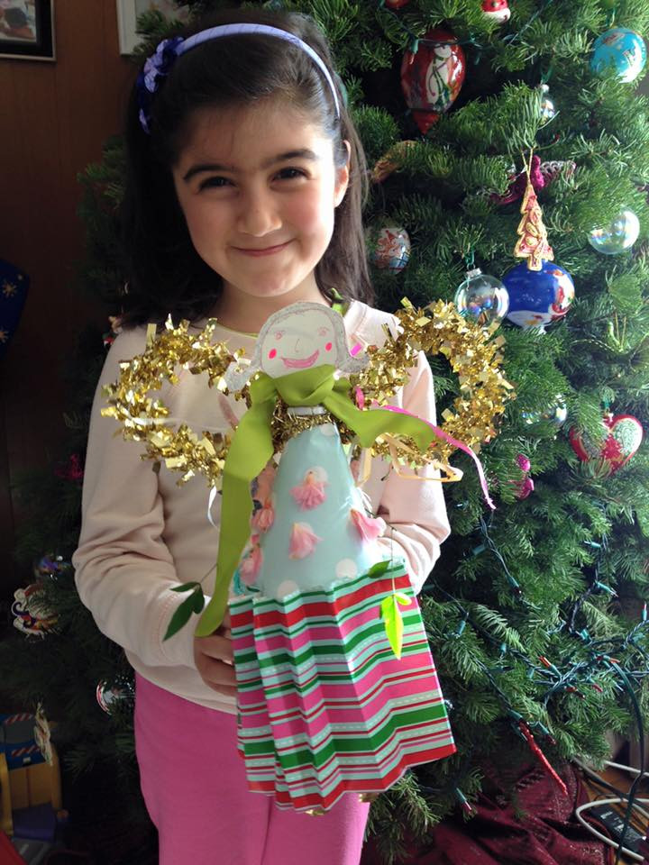 City of Glendale Upcycled Holiday Craft Contest Winner