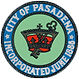 City Seal of Pasadena California