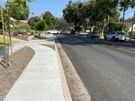 Public Works Department Wins American Society of Civil Engineer's Metro Los Angeles Awards