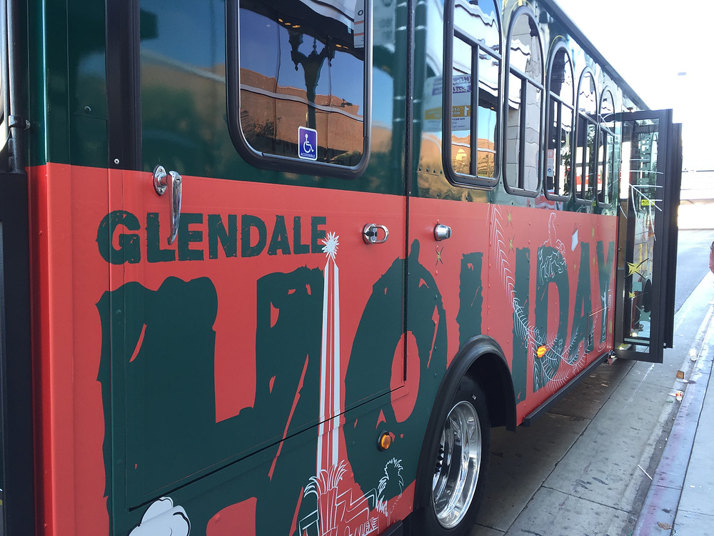 Glendale Holiday Trolley