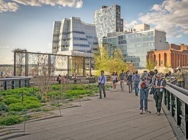 High Line, New York, NY