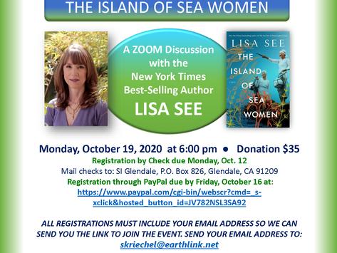 Soroptimist International of Glendale Presents The Island of Sea Women