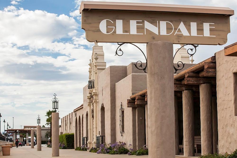 Glendale Transportation Station