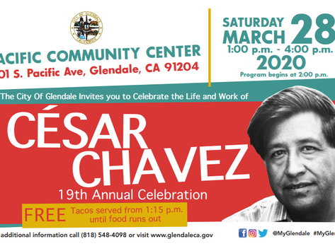 CANCELLED: 19th Annual Cesar Chavez Celebration