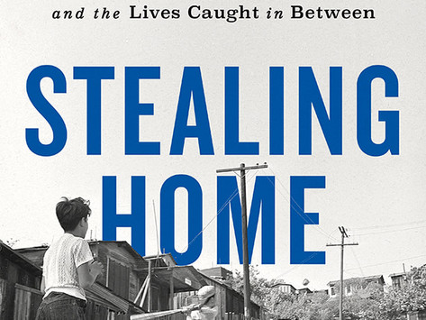 Year-Long Series Launches with Eric Nusbaum's Stealing Home: Los Angeles, the Dodgers, and the Lives