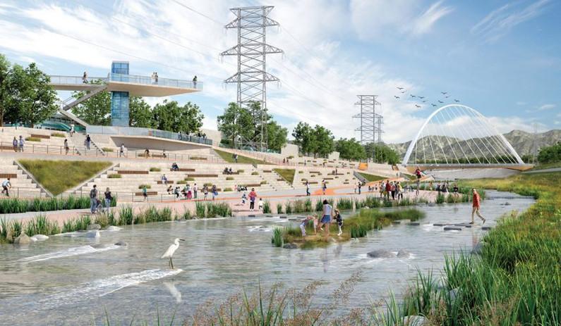LA River Masterplan