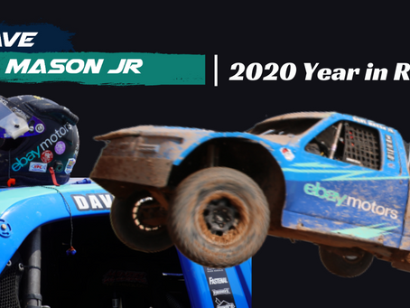 eBay Motors and Dave Mason Jr. a Winning Combination in 2020; Mason Off Road Prepares for Busy 2021