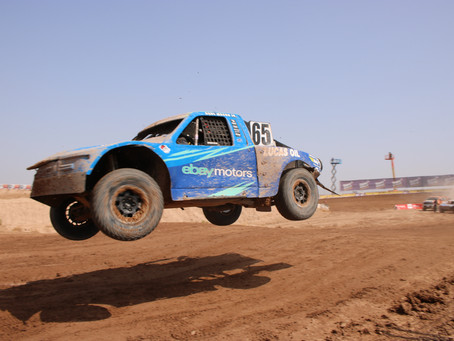 Dave Mason Jr. Returns to Pro2 Class Driving the #65 eBay Motors Truck