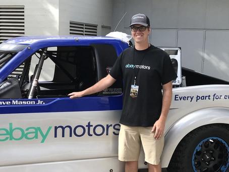 Dave Mason Jr. Returns to Lucas Oil Off Road Racing Series