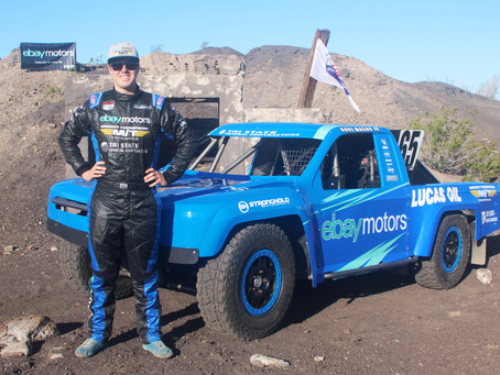 eBay Motors Announces Dave Mason Jr. as Off Road Brand Ambassador