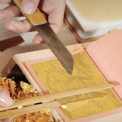 Foglie d'oro Made in Italy